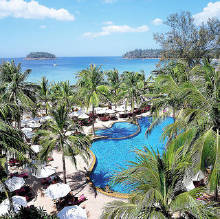 Kata Beach Resort & Spa - Thailand Reisen